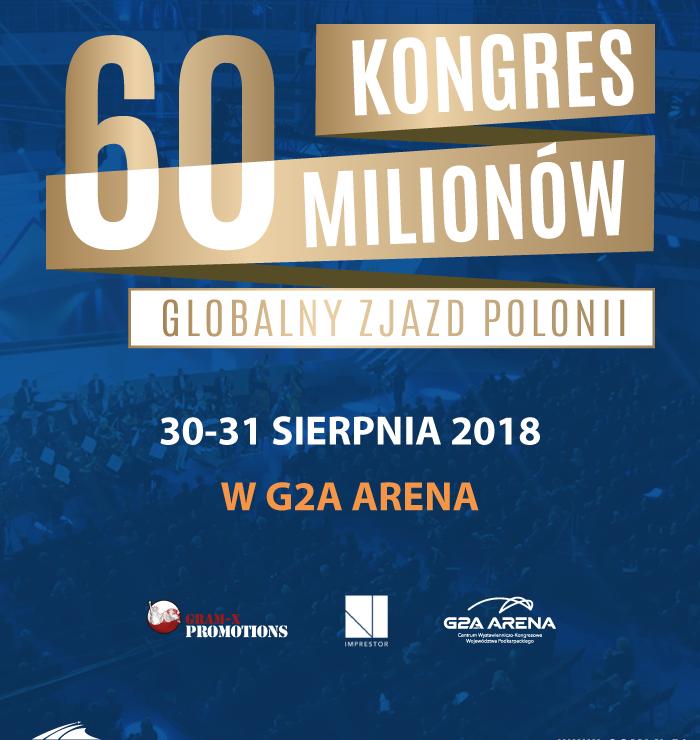 Kongres 60 Milionów – Rzeszów 2018